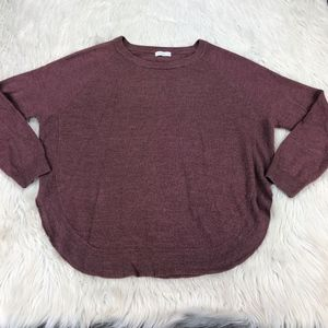 Jacqueline de Yong Pull Over Knit Top / Sweater